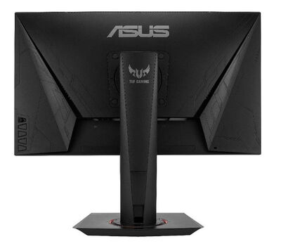 ASUS TUF GAMING 24 5 VG259QM HDR GAMING IPS FREESYNC VE G-SYNC UYUMLU 1920x1080 1MS 280HZ 3YIL HDMIx2 DP MM VESA ELMB SYNC PIVOT