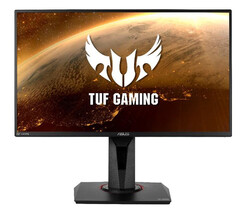 ASUS - ASUS TUF GAMING 24 5 VG259QM HDR GAMING IPS FREESYNC VE G-SYNC UYUMLU 1920x1080 1MS 280HZ 3YIL HDMIx2 DP MM VESA ELMB SYNC PIVOT