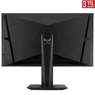ASUS TUF GAMING 27 VG27BQ HDR GAMING 2K FREESYNC VE G-SYNC UYUMLU 2560x1440 165HZ 0.4MS 3YIL HDMIX2 DP MM VESA ELMB SYNC PIVOT