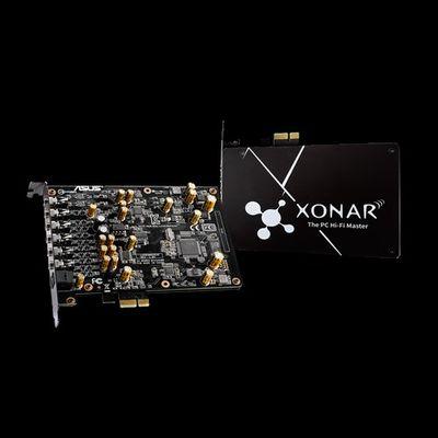 ASUS XONAR AE PCI EXPRESS 7.1 KANAL, 110DB, OYUNCU SES KARTİ
