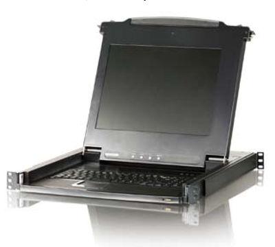 Aten ATEN-CL1008MT KVM (Keyboard/Video Monitor/Mouse) Switch