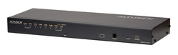 ATEN - Aten ATEN-KH1508A 8 port Cat 5 High-Density PS/2 - USB KVM Switch