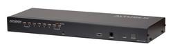ATEN - Aten ATEN-KH1508A 8 port Cat 5 High-Density PS/2 - USB KVM Switch