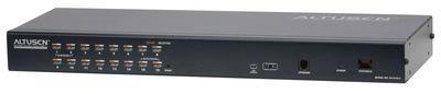 Aten ATEN-KH1516AI 16 Port Cat 5 High-Density KVM over IP Switch