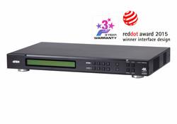 ATEN - Aten ATEN-VM0404HB 4 x 4 True 4K HDMI Matrix Switch