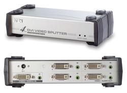 ATEN - Aten ATEN-VS164 DVI Görüntü Çoklayıcı