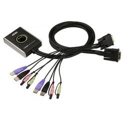 ATEN - Aten CS682 2 Port Usb+Dvı Kvm Switch