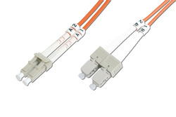 BEEK - BEEK BC-2532-40 LC-SC Fiber Optik Patch Kablo