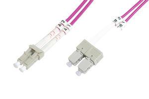 BEEK BC-FO-5LCSC-20/4 SC-LC Fiber Optik Patch Kablo