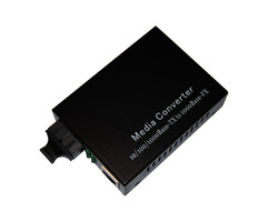 BEEK - BEEK BN-GS-SC-SM20 Media Converter