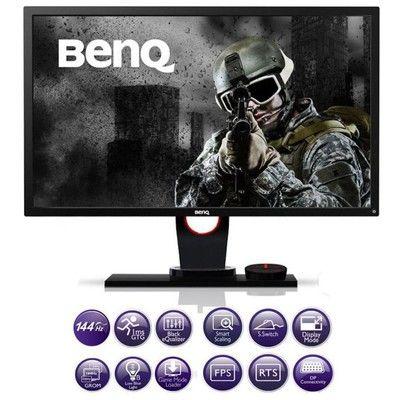 """BenQ 27"""" XL2720 1ms 144Hz 3D Full HD Gaming Led Monitör (XL2720)"""