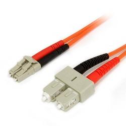 BIFO - BIFO 1metre MM SC-LC 50/125µ OM2 (1Gbps) Fiber Optik Patch Kablo