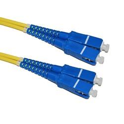 BIFO - BIFO 1metre SM SC-SC 9/125µ Fiber Optik Patch Kablo