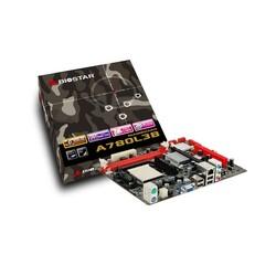 BIOSTAR - BIOSTAR A780L3B DDR3 SATA3 PCIe 16X v2.0 AM3 mATX