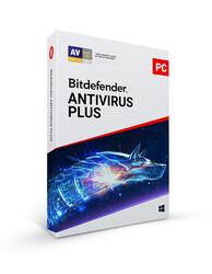 BITDEFENDER - BITDEFENDER ANTIVIRUS PLUS 2020 3KULL. 1YIL KUTU