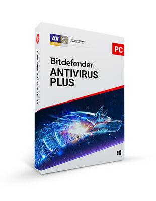 BITDEFENDER ANTIVIRUS PLUS 2020 3KULL. 1YIL KUTU