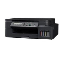 BROTHER - BROTHER A4 Renkli DCP-T520W Inkjet Yazıcı Tarayıcı Fotokopi 27-10sayfa USB 2.0,Kablosuz Tanklı (BT5000)