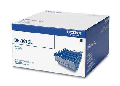 BROTHER DR-361CL Renkli 25000 Sayfa Drum