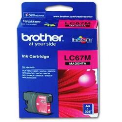 BROTHER - BROTHER LC-67M KIRMIZI 325 SAYFA KARTUS MFC-795CW, MFC-J615W