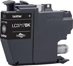 BROTHER - BROTHER LC3717BK Siyah Kartuş 550 Sayfa