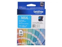 BROTHER - BROTHER LC565XLC MAVI 1200 SAYFA KARTUS MFC-J3720