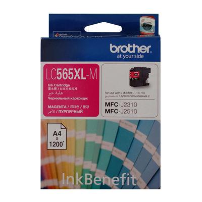 BROTHER LC565XLM KIRMIZI 1200 SAYFA KARTUS MFC-J3720