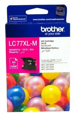 BROTHER LC77XLM Kırmızı Kartuş 1200 Sayfa