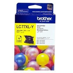 BROTHER - BROTHER LC77XLY Sarı Kartuş 1200 Sayfa