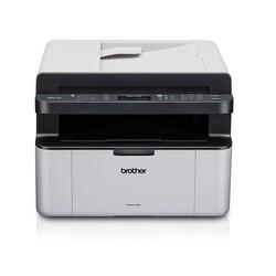 BROTHER - BROTHER MFC1911W A4 Siyah Çok Fonksiyonlu Faxlı Laser Yazıcı USB 2.0,Kablosuz Demo+1 Tonerli