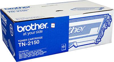 BROTHER TN-2150 Siyah 2600 Sayfa Lazer Toner