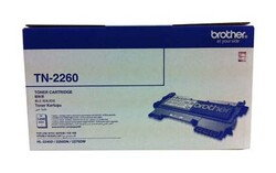 BROTHER - BROTHER TN-2260 SIYAH 1200 SAYFA TONER HL-2240D,HL-2250DN, HL-2270DW, DCP-7065DN, MFC-7360, MFC-7860DW