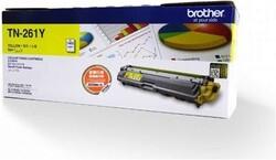 BROTHER - BROTHER TN261Y Sarı 1400 Sayfa Lazer Toner