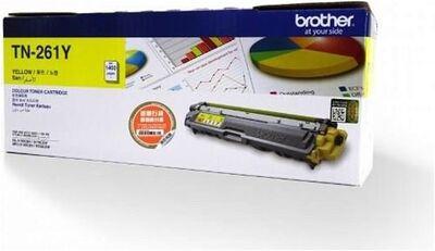 BROTHER TN261Y Sarı 1400 Sayfa Lazer Toner