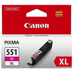 CANON 6445B001 CLI-551XLM KIRMIZI MUREKKEP KARTUS - Thumbnail