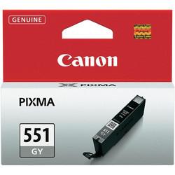 CANON - CANON 6512B001 CLI-551GY GRI MUREKKEP KARTUS