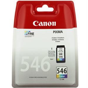 CANON 8289B001 CL-546 RENKLI MUREKKEP KARTUS