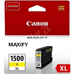 CANON - CANON 9195B001 PGI-1500XL Y SARI KARTUS