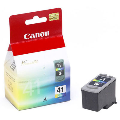 CANON CL-41 Renkli Mürekkep Kartuş