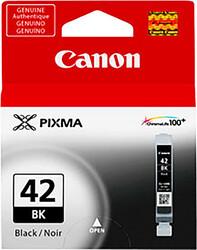 CANON - Canon CLI-42BK Black Siyah Mürekkep Kartuş