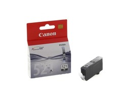 CANON - Canon Cli-521Bk Mürekkep Kartuş
