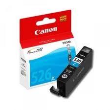 CANON - CANON CLI-526C Mavi Kartuş 500 Sayfa