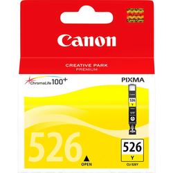 CANON CLI-526Y Sarı Kartuş 500 Sayfa - Thumbnail