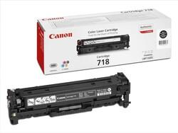 CANON - Canon CRG-718BK Black Siyah 2'li Toner MF728-729 MFC8350-8580 LBP7210