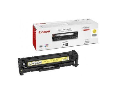 Canon CRG-718Y Toner Kartuş