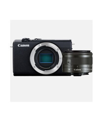 CANON - CANON D.CAM EOS M200 BK M15-45 S ( 3699C010 )