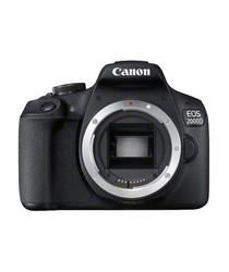 CANON - CANON D.CAMERA EOS 2000D BK 18-55 ( 2728C002 )