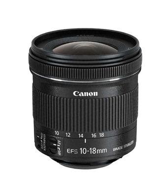Canon Lens EF-S 10-18mm F4,5-5,6 IS STM ( LENS EF-S 10-18MM )
