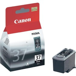 CANON - Canon PG-37 Black Siyah Mürekkep Kartuş MX300-310 MP140-190-210-220