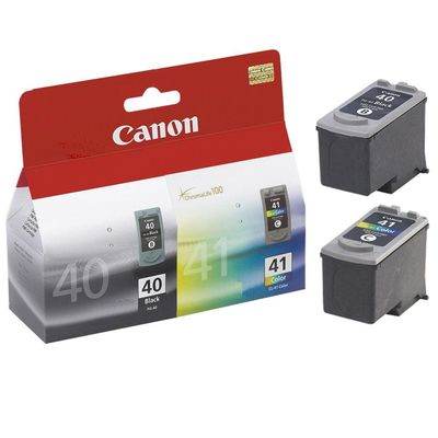 Canon Pg-40 / Cl-41 Mürekkep K. 0615B043 ( CAN22309B )