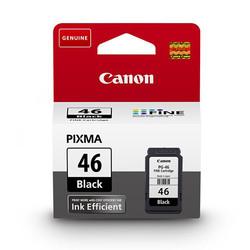 CANON - CANON PG-46 Siyah Mürekkep Kartuş E404/E464/E484